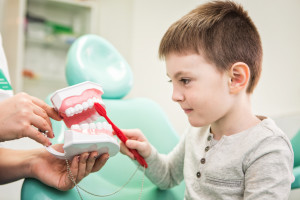 Детские зубки