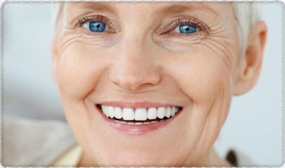 Зубной пластинчатый протез