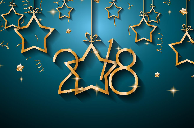 """Сеть клиник """"Семейная"""" и """"Дента-Эль"""" поздравляет с Новым 2018 годом"""