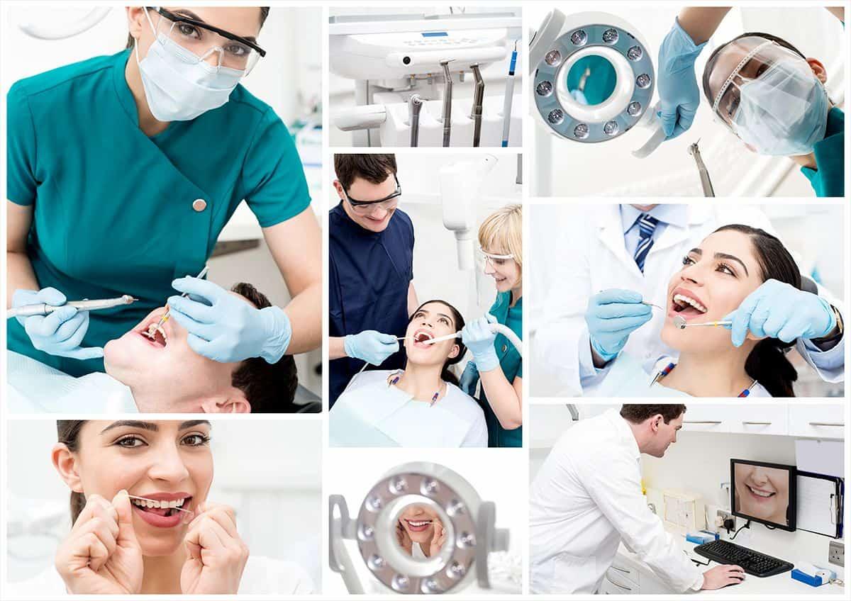 Профессиональная гигиена зубов