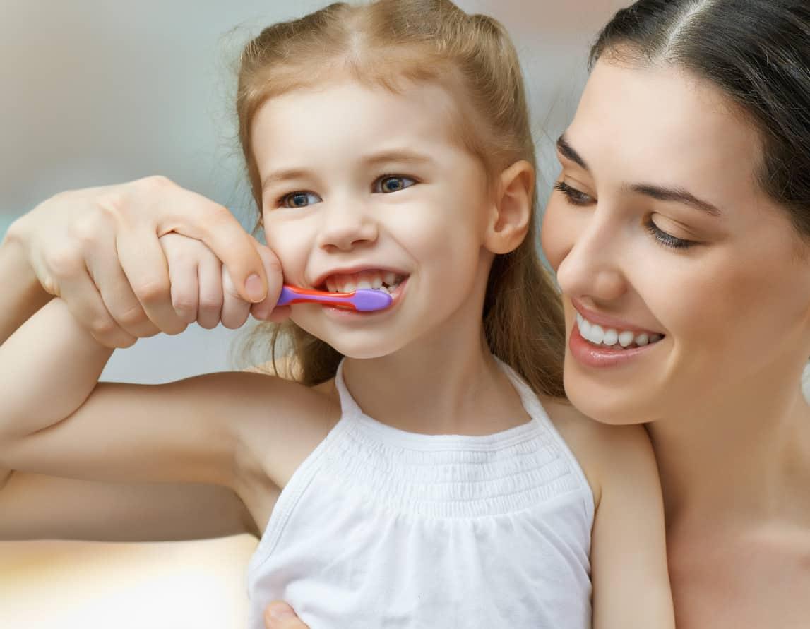 Гигиена полости рта у детей шести-десяти лет фото