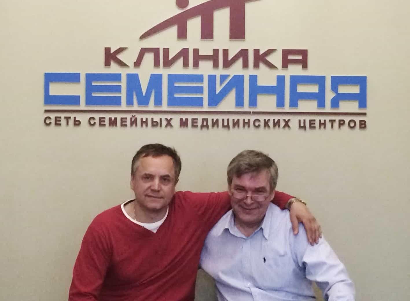 Соколов Андрей и Девис в Дента-Эль фото