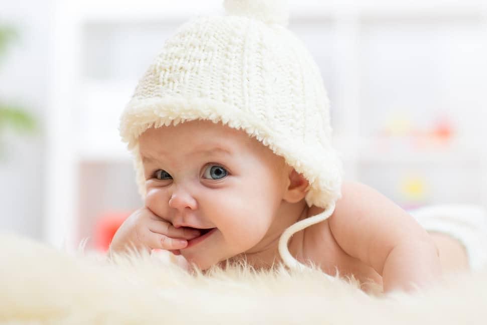 Уход за деснами в первые месяцы жизни фото