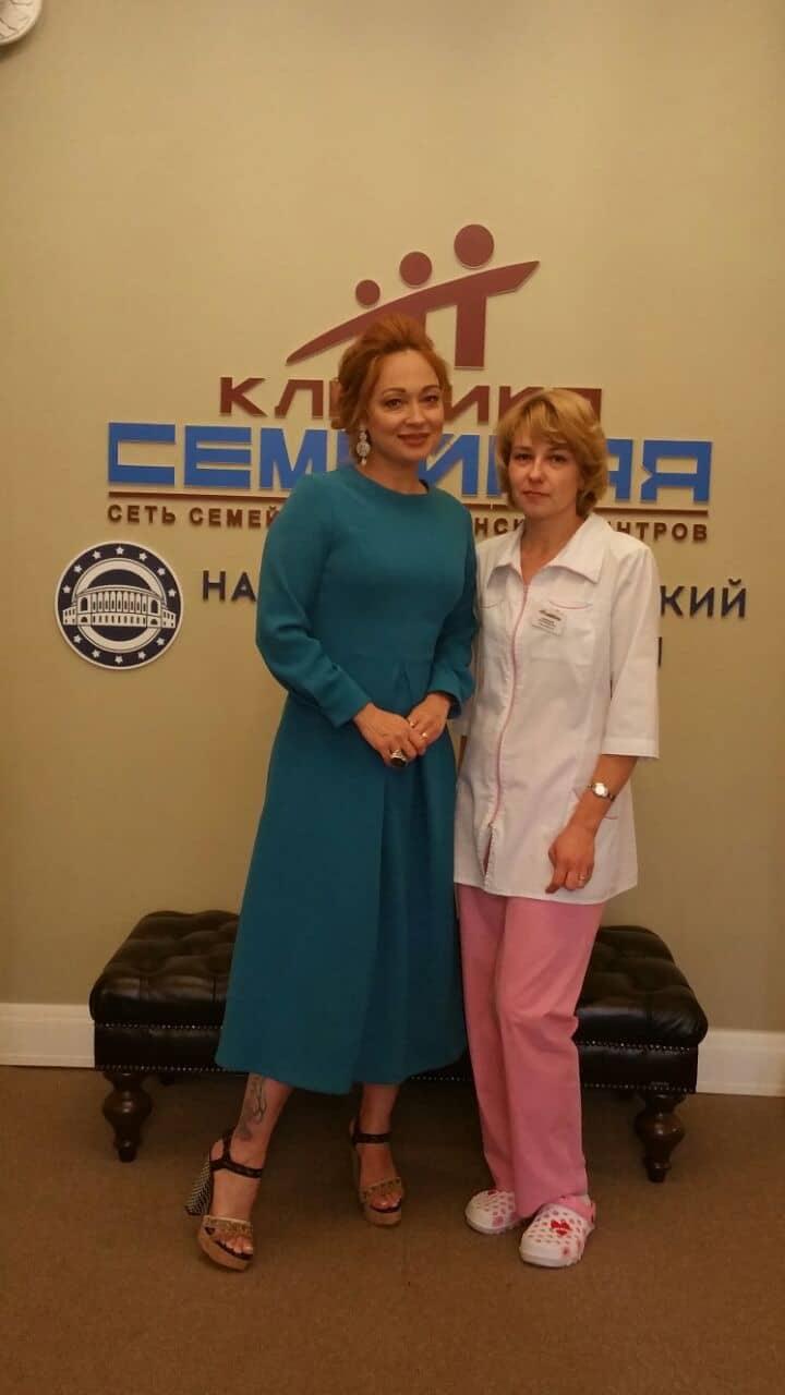Виктория Тарасова в Дента-эль фото